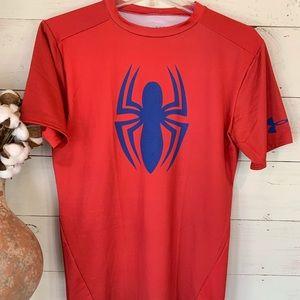 Under Armour Spiderman Compress Marvel Spider-Man
